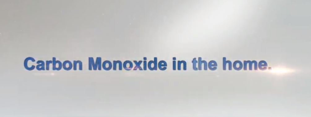 Carbon Monoxide in the home