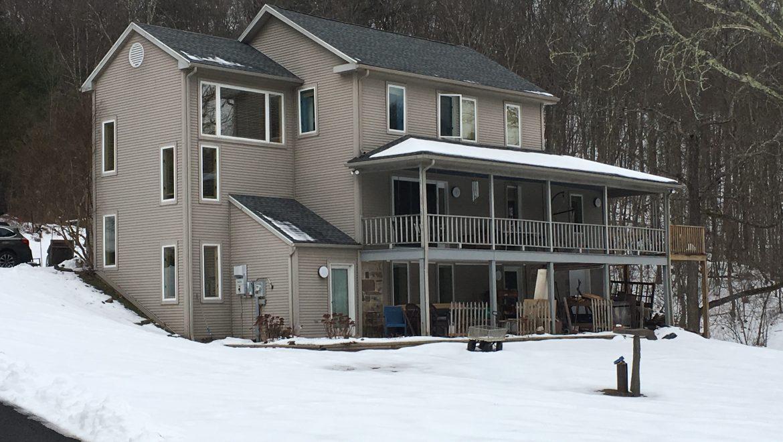 SCHREIBER HOUSE, NEWPORT, PA