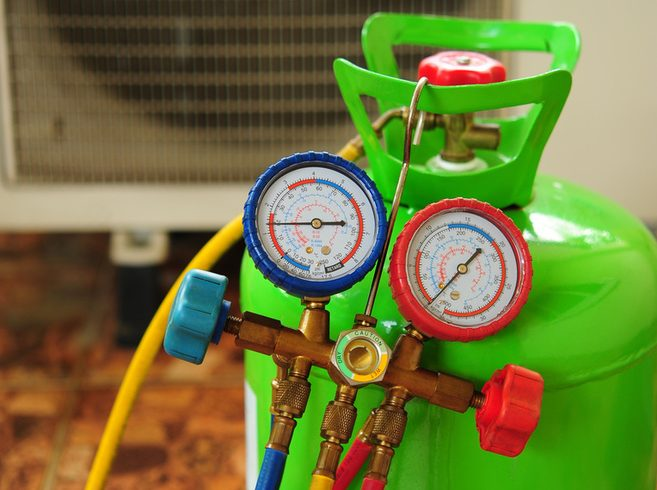 Does Your Old Geothermal Heat Pump or Air Conditioner Use Freon?  If so, you need to know this …