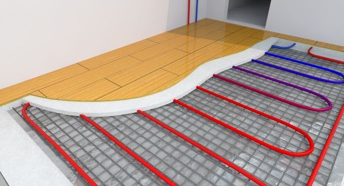 The Many Awesome Benefits of Geothermal Radiant Flooring