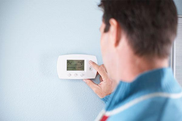Most Thermostats have 3 Settings: Auto, Circulate & On (All the Time)